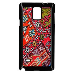 Carpet Orient Pattern Samsung Galaxy Note 4 Case (black)