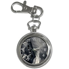 Chicago Skyline Tall Buildings Key Chain Watches
