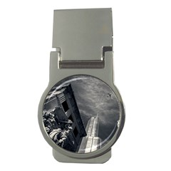 Chicago Skyline Tall Buildings Money Clips (round)