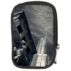 Chicago Skyline Tall Buildings Compact Camera Cases