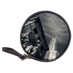 Chicago Skyline Tall Buildings Classic 20 Cd Wallets