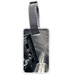 Chicago Skyline Tall Buildings Luggage Tags (two Sides)