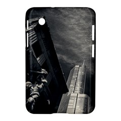 Chicago Skyline Tall Buildings Samsung Galaxy Tab 2 (7 ) P3100 Hardshell Case