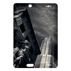 Chicago Skyline Tall Buildings Amazon Kindle Fire Hd (2013) Hardshell Case