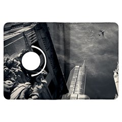 Chicago Skyline Tall Buildings Kindle Fire Hdx Flip 360 Case