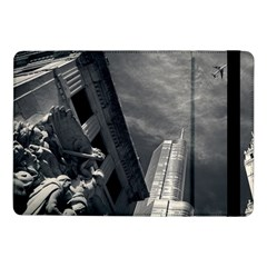 Chicago Skyline Tall Buildings Samsung Galaxy Tab Pro 10 1  Flip Case