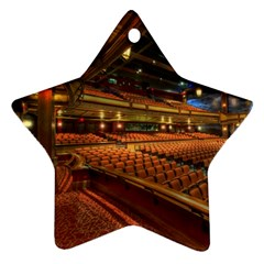Florida State University Ornament (star)