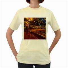 Florida State University Women s Yellow T Shirt