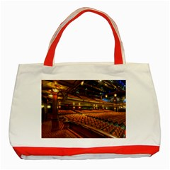 Florida State University Classic Tote Bag (red)