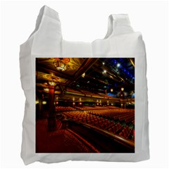 Florida State University Recycle Bag (one Side)