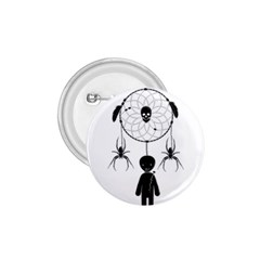 Voodoo Dream Catcher  1 75  Buttons