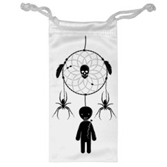 Voodoo Dream Catcher  Jewelry Bag
