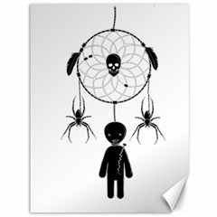 Voodoo Dream Catcher  Canvas 36  X 48