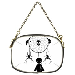 Voodoo Dream Catcher  Chain Purses (two Sides)