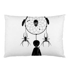 Voodoo Dream Catcher  Pillow Case