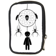 Voodoo Dream Catcher  Compact Camera Cases