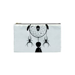 Voodoo Dream Catcher  Cosmetic Bag (small)