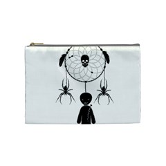 Voodoo Dream Catcher  Cosmetic Bag (medium)