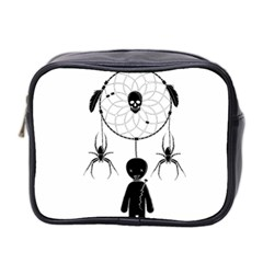 Voodoo Dream Catcher  Mini Toiletries Bag 2 Side