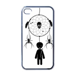 Voodoo Dream Catcher  Apple Iphone 4 Case (black)