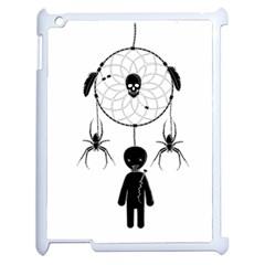 Voodoo Dream Catcher  Apple Ipad 2 Case (white)