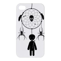 Voodoo Dream Catcher  Apple Iphone 4/4s Hardshell Case