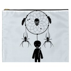 Voodoo Dream Catcher  Cosmetic Bag (xxxl)