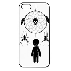 Voodoo Dream Catcher  Apple Iphone 5 Seamless Case (black)