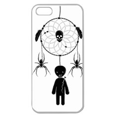 Voodoo Dream Catcher  Apple Seamless Iphone 5 Case (clear)