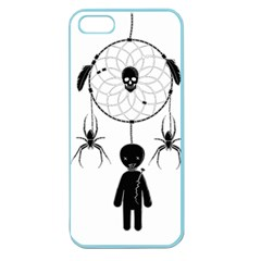 Voodoo Dream Catcher  Apple Seamless Iphone 5 Case (color)