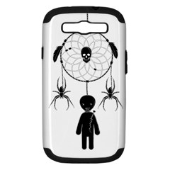 Voodoo Dream Catcher  Samsung Galaxy S Iii Hardshell Case (pc+silicone)