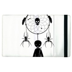 Voodoo Dream Catcher  Apple Ipad 3/4 Flip Case