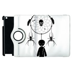 Voodoo Dream Catcher  Apple Ipad 2 Flip 360 Case