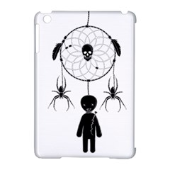 Voodoo Dream Catcher  Apple Ipad Mini Hardshell Case (compatible With Smart Cover)