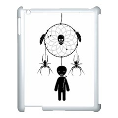 Voodoo Dream Catcher  Apple Ipad 3/4 Case (white)
