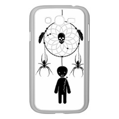 Voodoo Dream Catcher  Samsung Galaxy Grand Duos I9082 Case (white)