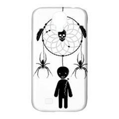 Voodoo Dream Catcher  Samsung Galaxy S4 Classic Hardshell Case (pc+silicone)