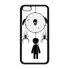 Voodoo Dream Catcher  Apple Iphone 5c Seamless Case (black)