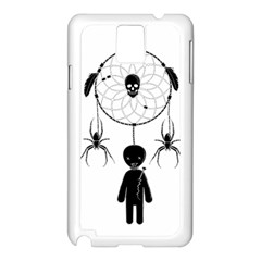 Voodoo Dream Catcher  Samsung Galaxy Note 3 N9005 Case (white)