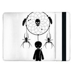 Voodoo Dream Catcher  Samsung Galaxy Tab Pro 12 2  Flip Case
