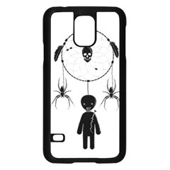 Voodoo Dream Catcher  Samsung Galaxy S5 Case (black)