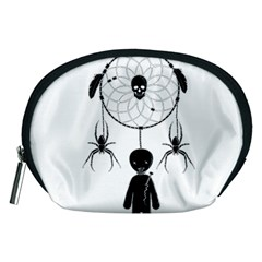 Voodoo Dream Catcher  Accessory Pouches (medium)