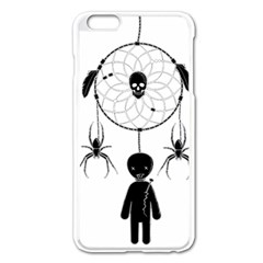 Voodoo Dream Catcher  Apple Iphone 6 Plus/6s Plus Enamel White Case