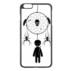 Voodoo Dream Catcher  Apple Iphone 6 Plus/6s Plus Black Enamel Case