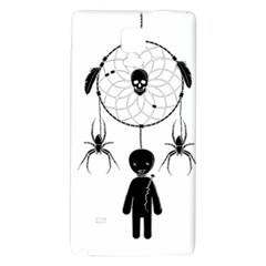 Voodoo Dream Catcher  Galaxy Note 4 Back Case