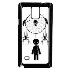 Voodoo Dream Catcher  Samsung Galaxy Note 4 Case (black)