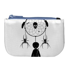 Voodoo Dream Catcher  Large Coin Purse