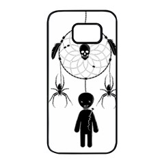 Voodoo Dream Catcher  Samsung Galaxy S7 Edge Black Seamless Case