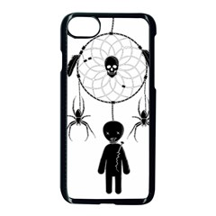 Voodoo Dream Catcher  Apple Iphone 7 Seamless Case (black)