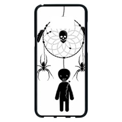 Voodoo Dream Catcher  Samsung Galaxy S8 Plus Black Seamless Case